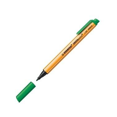 Stabilo  Greenpoint Keçe Uçlu Kalem Yeşil 6088-36 Renkli